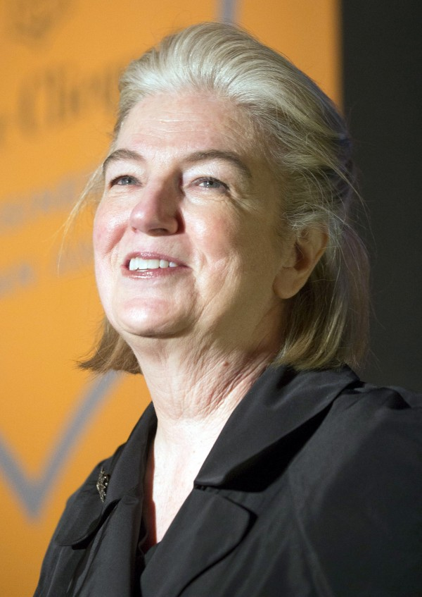 Marjorie Scardino, former chief executive officer of Pearson, has been named to the board of Twitter.