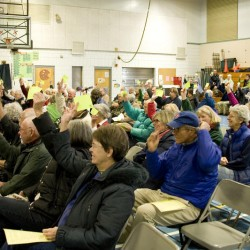Rapidly aging population frames Harpswell vote on funding 24/7 paramedic service