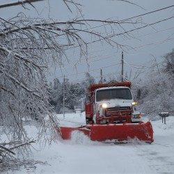 Private snowplow companies see spike in profits, business
