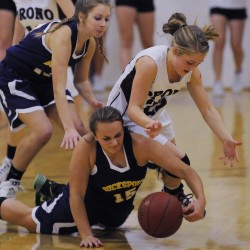 Woodward, Kass power Orono girls basketball win over Bucksport
