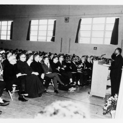 Martin Luther King Jr. remembrance continues at UNE