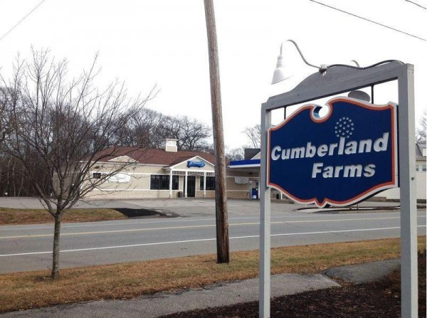 Cumberland Farms last month bought out its competitor across the street in Cape Elizabeth, Freshies/On the Go, which now sits vacant.