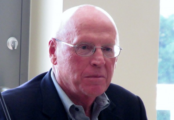 Former Maine Supreme Judicial Court Chief Justice Daniel Wathen