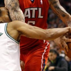 Hawks knock off slumping Celtics in overtime