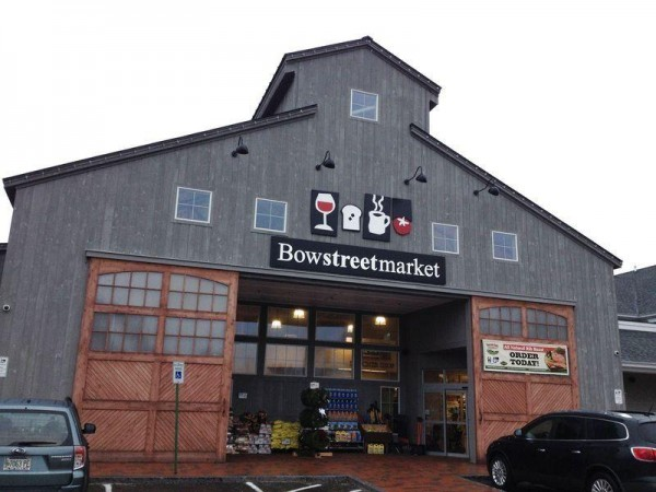 Bow Street Market in Freeport had the most liquor sales in Maine last year.