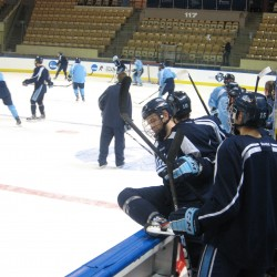 UMaine to host IceBreaker hockey tournament in Portland in 2015-2016