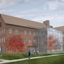 MDI Bio Lab dedicates new research building