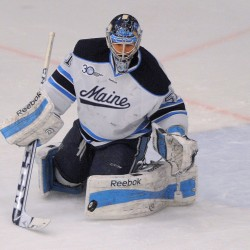 Ouellette, Steven Swavely lead UMaine hockey team past Princeton