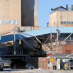 Lincoln mill restarts paper machine, one still idle after blast