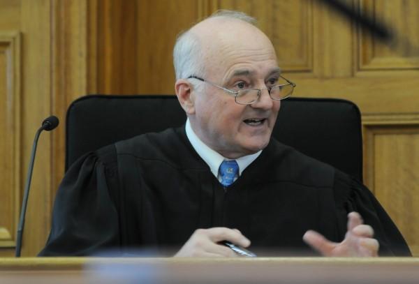 Justice E. Allen Hunter