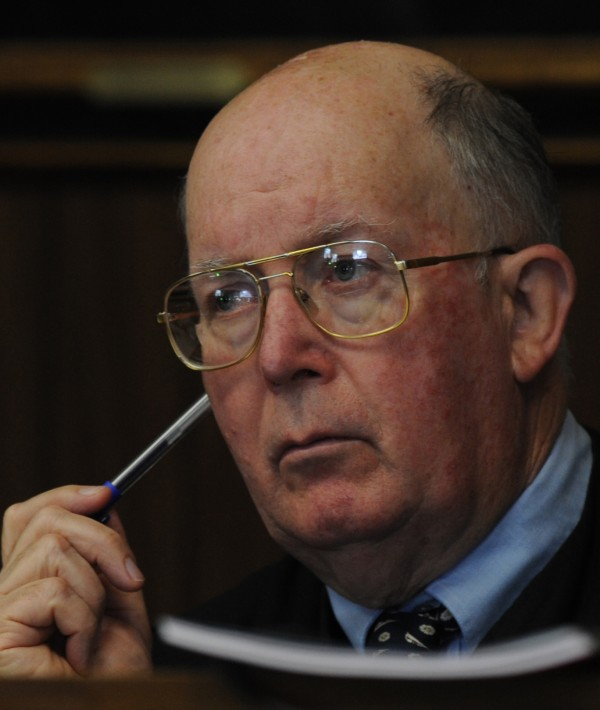 Maine Supreme Judicial Court Justice Donald Alexander