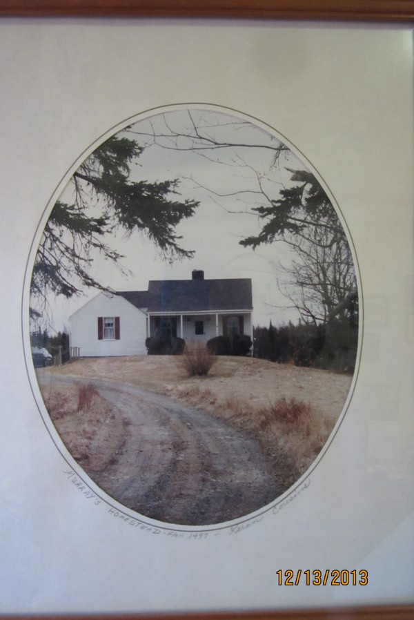 Robert and Vivian Murray had this home built in Lubec shortly after they married in 1946.