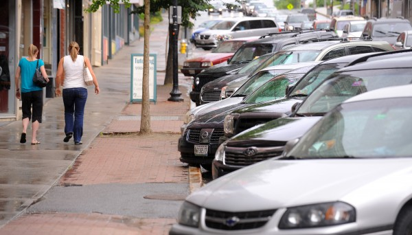 The Bangor City Council on Monday unanimously approved a pair of five-year contracts with a Tennessee firm to continue overseeing parking in downtown Bangor and at the airport.