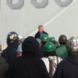Bath Iron Works to lay off 40 shipyard workers
