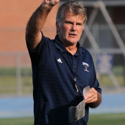 UMaine head football coach Jack Cosgrove signs three-year contract