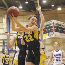 Van Buren standout Parise Rossignol verbally commits to play basketball at University of Maine