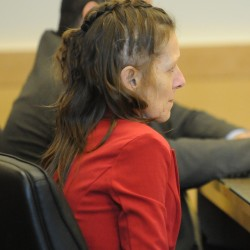 Testimony about crime scene dominates third day of Bangor woman's murder trial