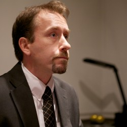 Republican Erick Bennett announced his candidacy for U.S. Senate on Monday in Portland.