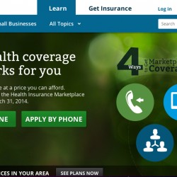 Health insurance marketplace opens to flood of interest, glitches