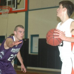 Campbell 3-pointers help Bangor boys rally past Brunswick