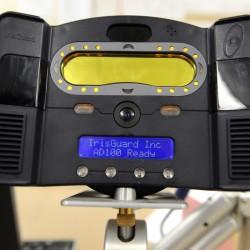 Penobscot County Jail iris scanner