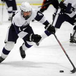 Fast start propels Brewer hockey team past Hampden
