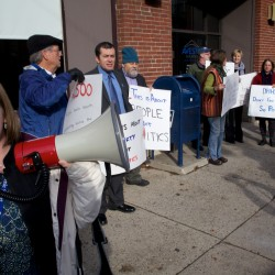 Alfond: Plan to relocate Portland DHHS office example of LePage's 'war on the poor'