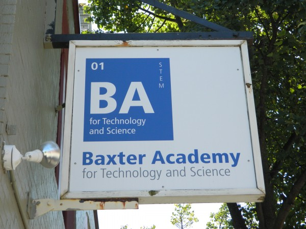 Baxter Academy for Technology and Science.