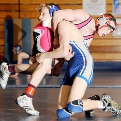 Benevolent Ellsworth rolls to PVC wrestling title