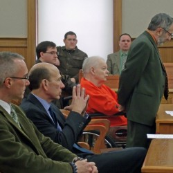 Easton man says Presque Isle murder suspect dismembered, burned victim's body, 'seemed kind of proud of it'