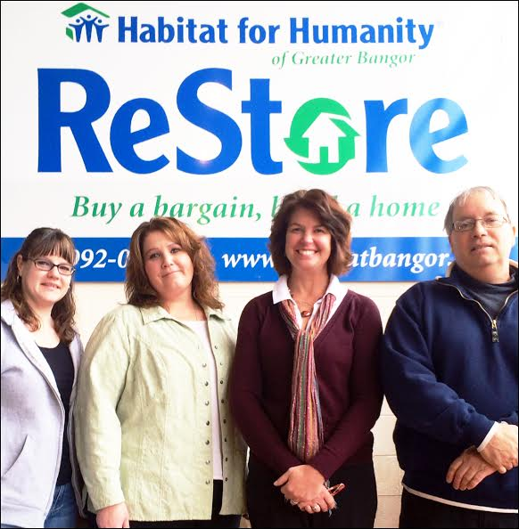 PICTURED L to R:
