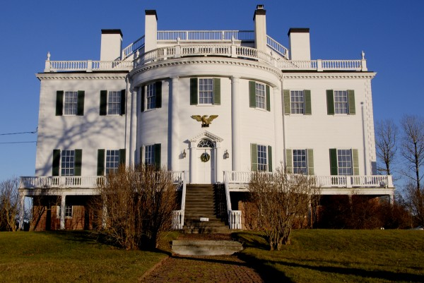 Located on Route 131 in Thomaston, Montpelier is the site of the General Henry Knox Museum. A replica of the actual house that Knox constructed nearby more than 200 years ago, Montpelier is now operated by the Friends of Montpelier. The group held a Dec. 7-8 holiday open house at the mansion.