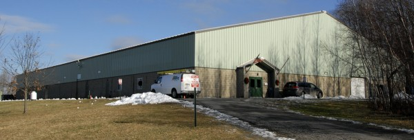 Located at 90 Acme Road in Brewer, the Penobscot Ice Arena has a regulation 200-by-85-foot ice rink. The facility is owned by George and Linda Bishop of Clifton.