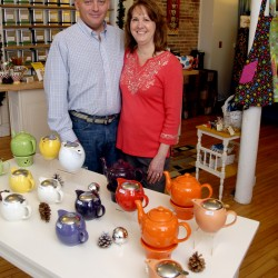New shop in Winterport specializes in loose-leaf teas