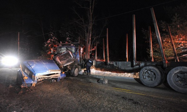 Fatal accident in Clifton — Penobscot — Bangor Daily News