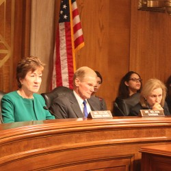 Senators Susan Collins and Bill Nelson (D-FL) hold hearing in Washington, D.C. on protecting consumers against prescription drug labeling mistakes.