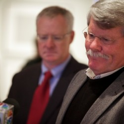 Maine gay rights group endorses Michaud, drawing angry response from Cutler