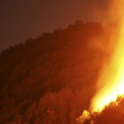 Yosemite wildfire grows, threatening San Francisco water, power supplies