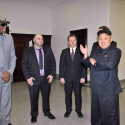 Why Rodman loves Kim: They're both miserable loners