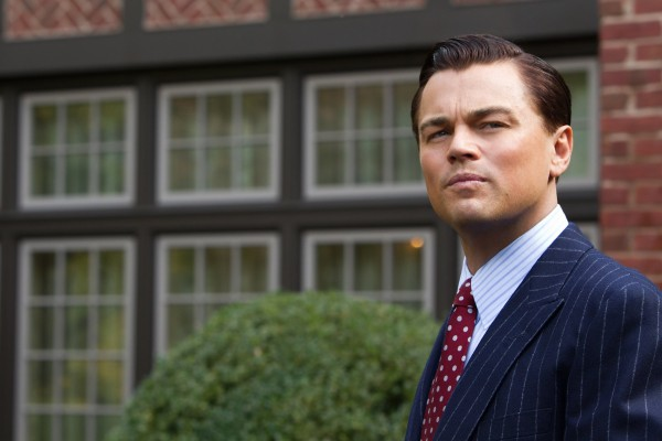 Leonardo DiCaprio stars in &quotThe Wolf of Wall Street.&quot