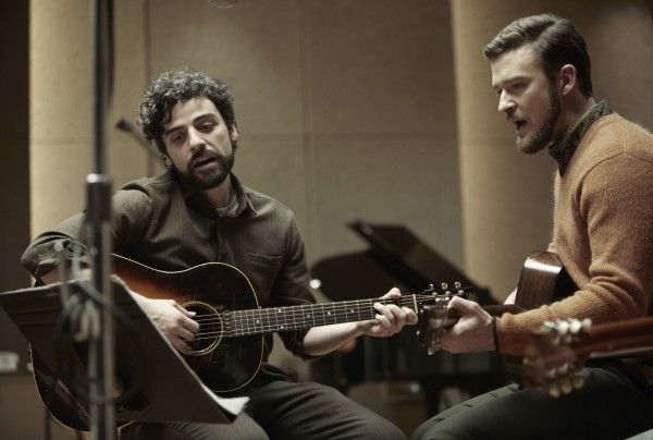 Oscar Issac, left, and Justin Timberlake star in &quotInisde Llewyn Davis.&quot