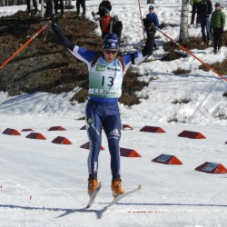 US World Cup cross-country ski champ embraces pressure