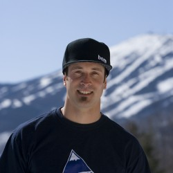 A view from the top with Olympic snowboarder Seth Wescott