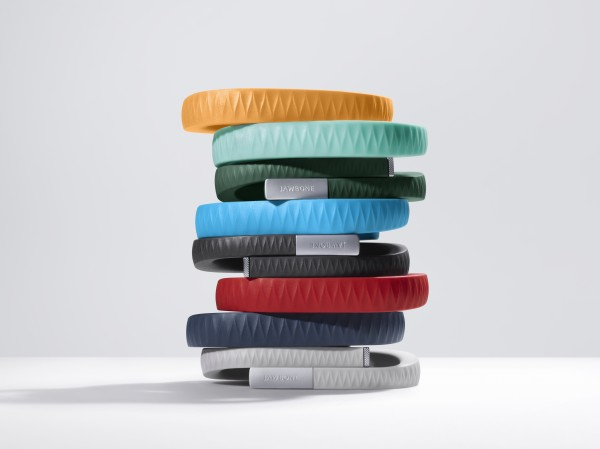 Jawbone's Up bracelet has gained traction in the digital health market by letting consumers monitor their physical activities.