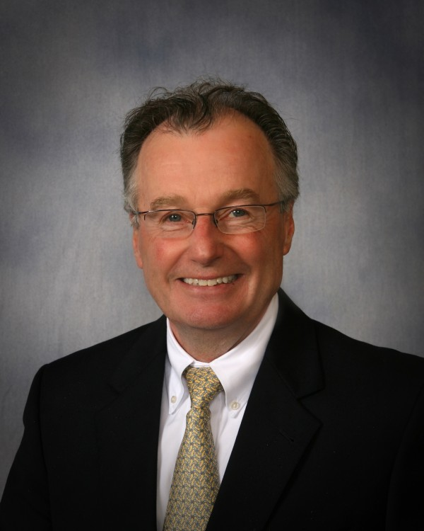 Dr. James Hanley, appointed as the new Dean of University of New England's College of Dental Medicine.