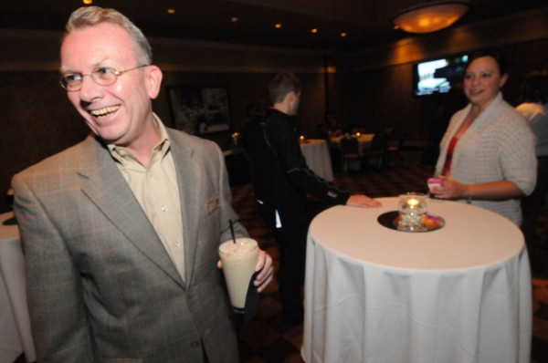 Hollywood Slots general manager John Osborne in this Nov. 8, 2011 file photo.