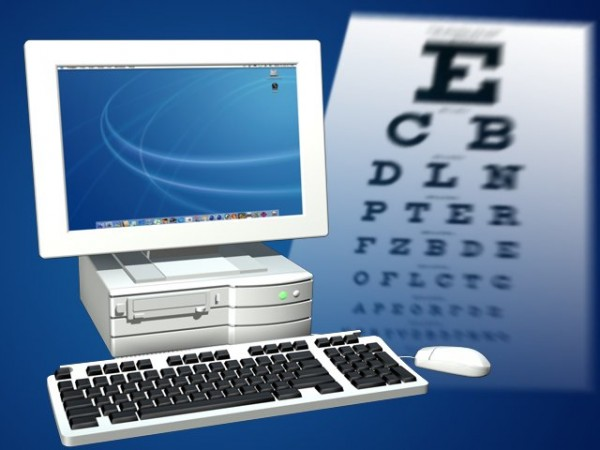 Screen-induced eye strain has an official name: computer vision syndrome.
