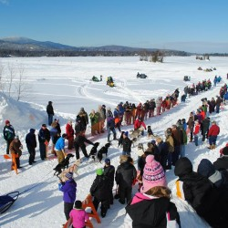 Snow means Aroostook County open for winter business, fun