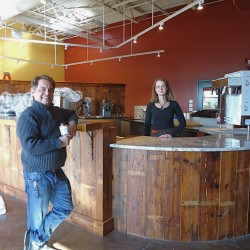Coffee company experiences wicked growth in new Topsham facility