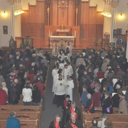 Fort Kent church celebrates 100 years